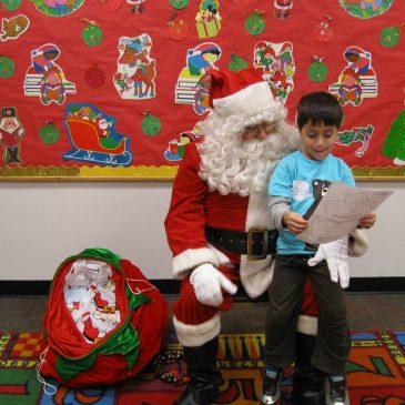 Christmas Letter 2014